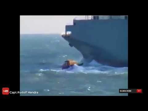 Life of Maritime Pilot Boat