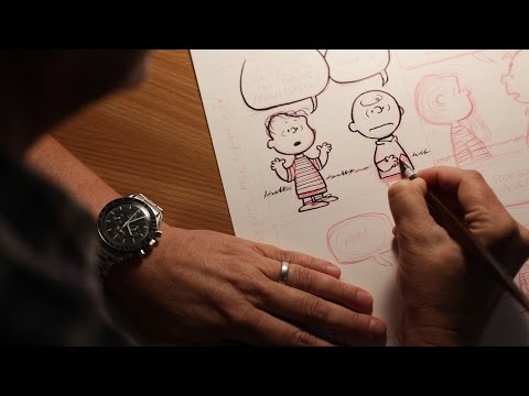 Get an Inside Look at the Making of Peanuts!