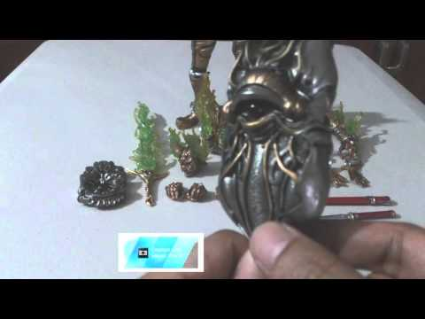 [Toy Review] Equip & Prop vol.2 Rekka Ensou Garo and Madoubi