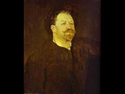 """Francesco Tamagno Otello's aria from Otello """"Niun mi tema!"""" 1904"""
