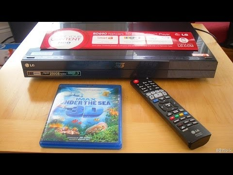lg bd690 network 3d blu ray player review booredatwork. Black Bedroom Furniture Sets. Home Design Ideas
