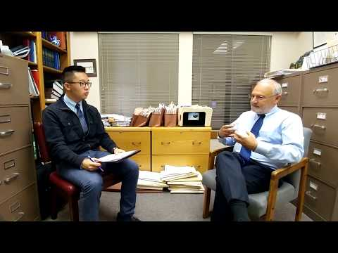David Jung's Interview with Immigration Attorney, Michael Mehr