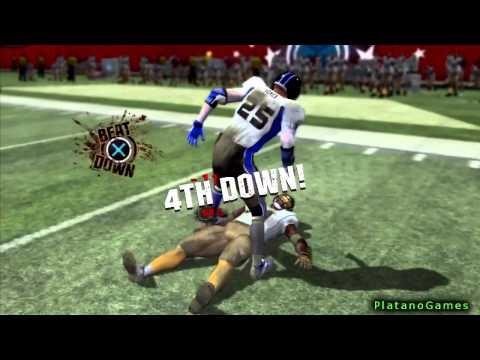 Blitz: The League II - 2013 Season Wk 2 - Baltimore Bearcats vs Chicago Gangsters - 2nd Half - HD