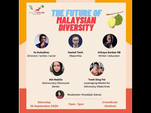 The Future of Malaysian Diversity Forum