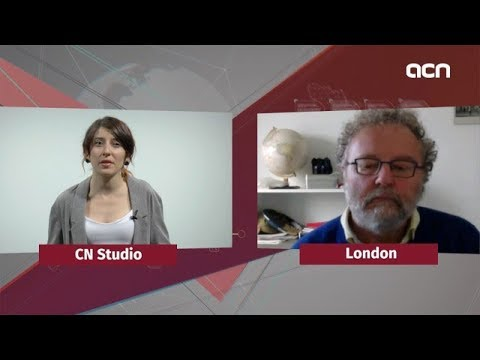 25-Oct-17 TV News: 'Catalan pro-independence coalition committed to declaring independence'