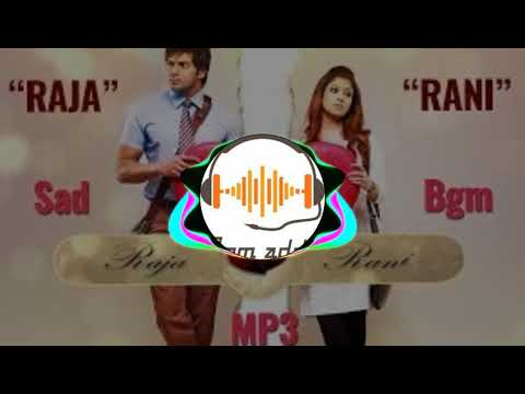 Raja Rani Keerthana Intro Bgm || RINGTONES|| BGM ADDA ||