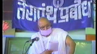 Acharya Tulsi historical clips 01
