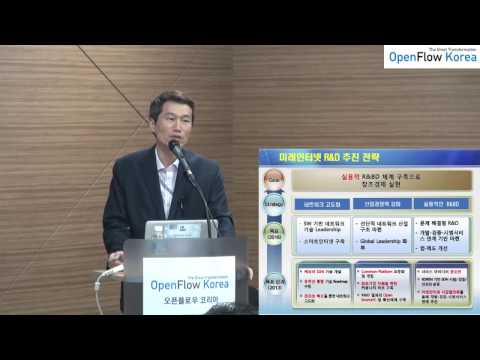 [OpenFlow Korea] National SDN R&D Strategy for Creative Economy