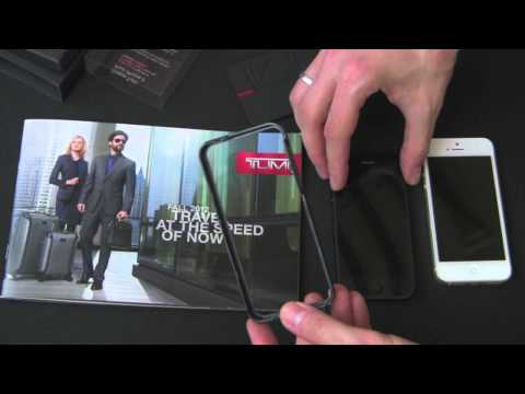 Tumi iPhone 5 Case Review