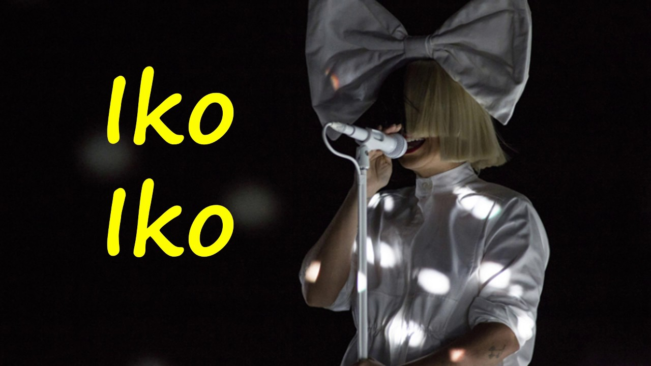 sia-iko-iko-lyrics-hd-siaonyoutube
