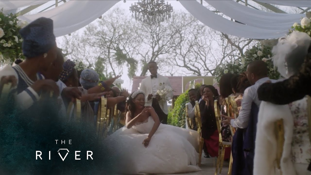 Tumi and Zolani exchange vows – The River  | 1Magic
