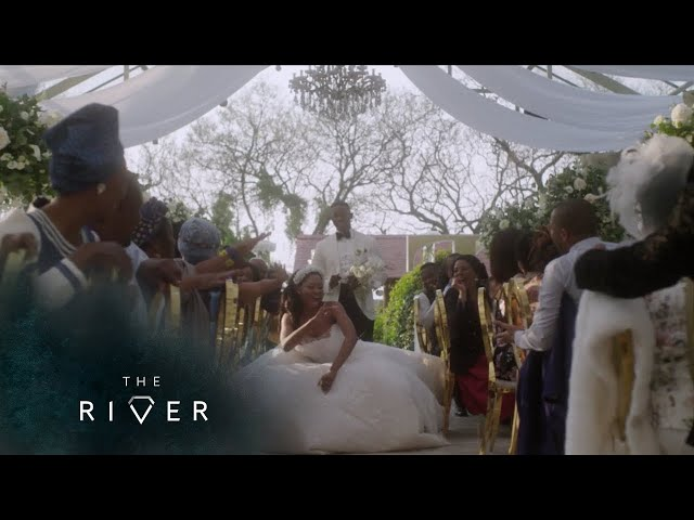 Tumi and Zolani exchange vows – The River  | 1Magic