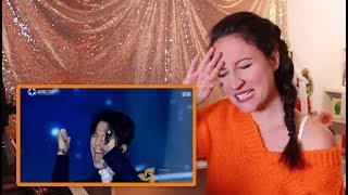 Vocal Coach REACTS to DIMASH - MY HEART WILL GO ON