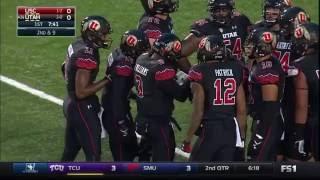2016 Utah vs. USC - Troy WIlliams Rushing Touchdown