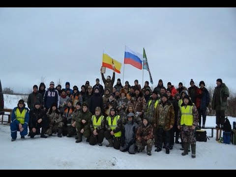 Соревнования по ловле рыбы на мормышку 28.01.17 г. Рыбное.