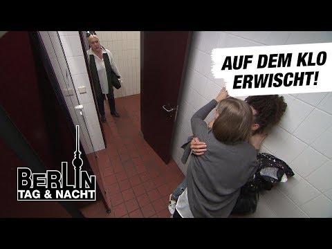 Berlin  Tag & Nacht  Auf dem Schulklo erwischt! #1706  RTL II