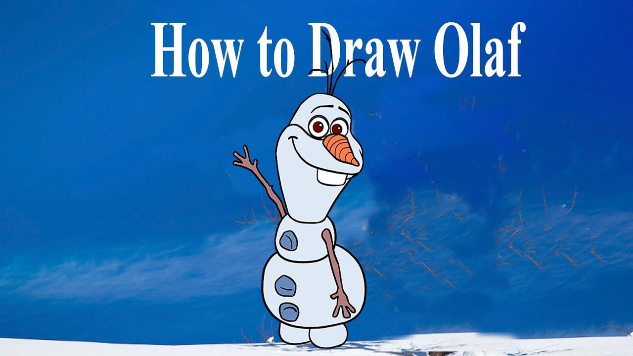 Olaf Frozen Folkdcom