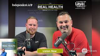 Real Health Podcast: The truth about steroids