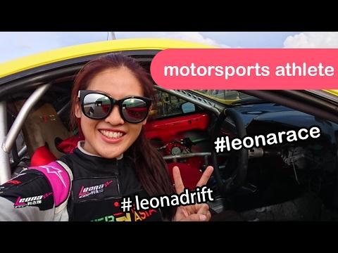 画像: Girl Drifter Leona Chin- Motorsport Girl - Drift, Circuit, Rally, Gymkhana youtu.be