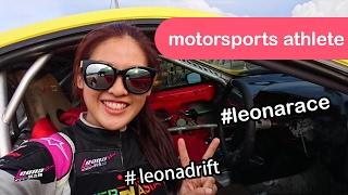 Leona Chin 利念娜 Motorsports Athlete Compilation Video 2015
