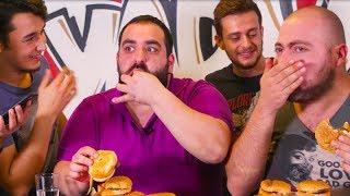 Onedio vs Mediakraft: Yemek Yeme Kapışması!