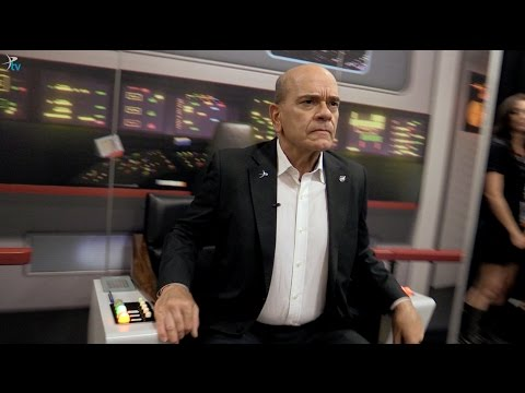 The Planetary Post - Star Trek's 50th Anniversary at Comic-Con 2016 with Robert Picardo