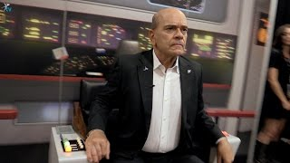 Star Trek's 50th Anniversary at Comic-Con 2016 - The Planetary Post with Robert Picardo