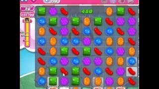 糖果粉碎传奇 第290关 Candy Crush Saga Level 290