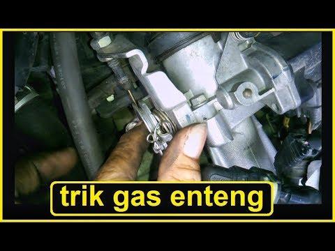 Bikin Tarikan Gas Vario Injeksi Ringan