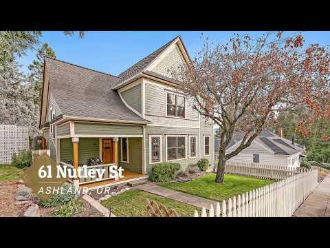 61 Nutley St, Ashland, OR