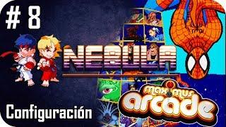 Configurar y enlazar Emulador Nebula en Maximus Arcade - El Hendri