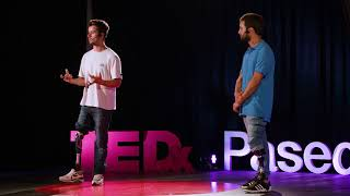 ¿Qué ves cuando me ves? | Agustin Guillot & Augusto Alonso | TEDxPaseoAlameda