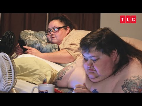This Overweight Couple Met At A Weight-Loss Clinic | My 600-lb Life