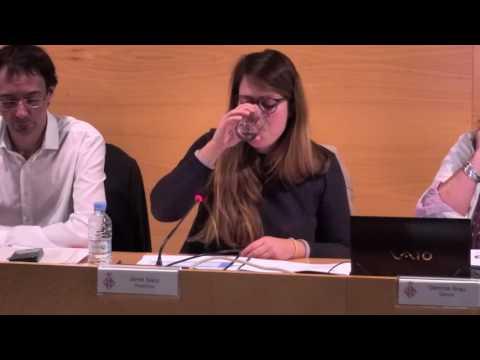Consell de Districte de Nou Barris. Sessió plenària de 6/10/2016
