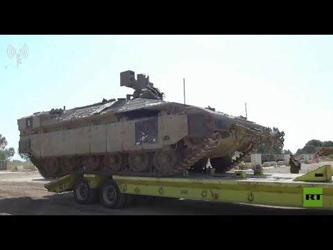 إسرائيل تنشر فيديو لمعداتها العسكرية استعدادا لعملية برية في غزة  - نشر قبل 3 ساعة