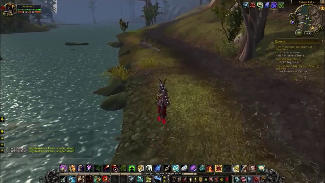 Best place to catch highmountain salmon wow legion for Wow fishing guide
