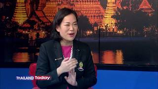 Thailand Today 115 Siam Innovation District by Assoc.Prof Natcha Thawesaengskulthai ฺby (Mar 21, 18)