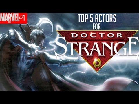 Top 5 Actors for Doctor Strange  Featured Video