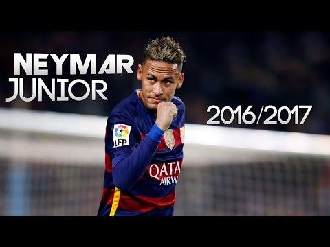 Neymar - beste Tore, Pässe und Finten 2016-2017