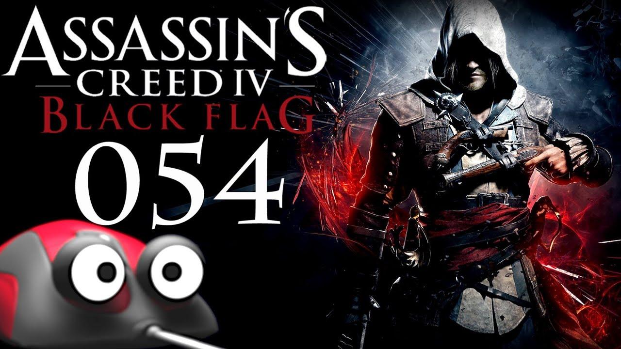 Let's Play Assassin`s Creed 4 #054 Woods Rogers eliminieren (Gameplay German Deutsch AC 4)