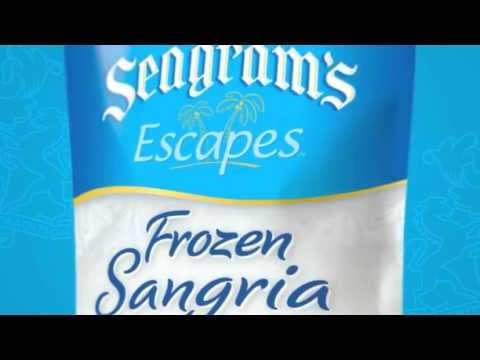 Promotional video - Seagram's brand heritage
