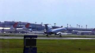 ウラジオストク航空 Tu-154@成田空港