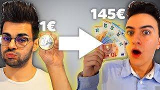 ON EST PASSÉ DE 1€ À 1000€ (feat. FASTGOODCUISINE) / EP 1