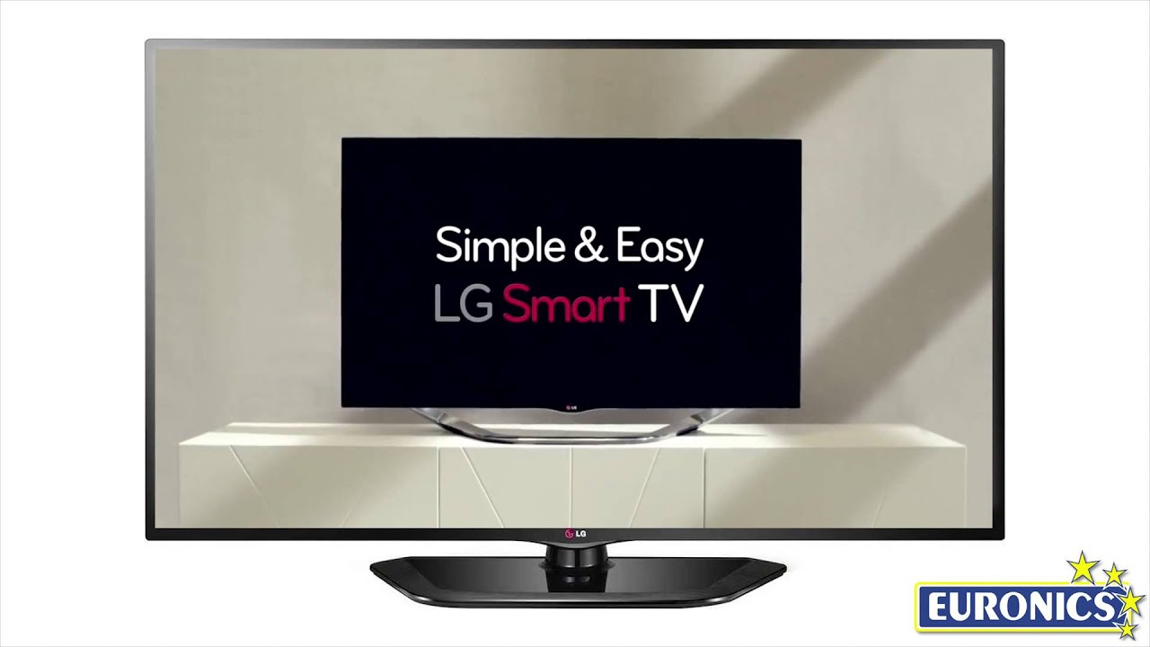 LG Smart TV LED 32LN570R