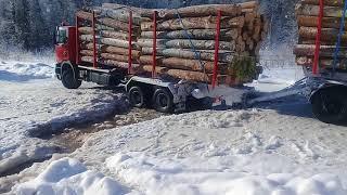Дороги севера Усть-Кут