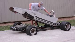 "Vintage Go Kart Find ""Grand Prix of America"" -- Hot Rod Hoarders Ep. 2"