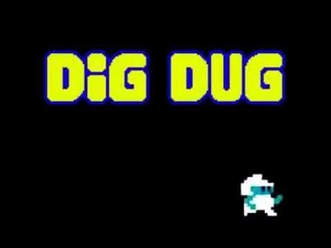 Dig dug theme - 2 hours