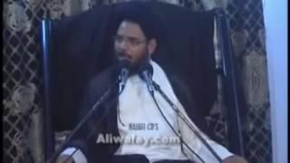 Aik naara behesht ki qeemat ban sakta hai - Ayatollah Aqeel ul Gharavi
