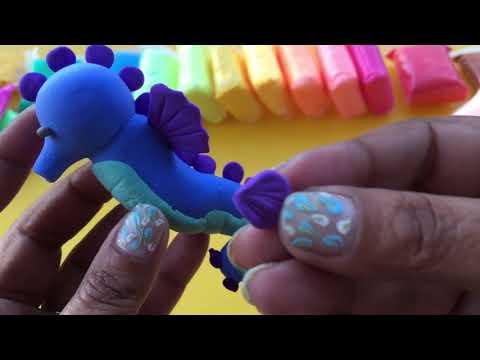 Морской конек игрушка своими руками
