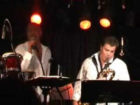 Peter Morgan with his Soul and Funk Big Band Australia www.talentonline.com.au